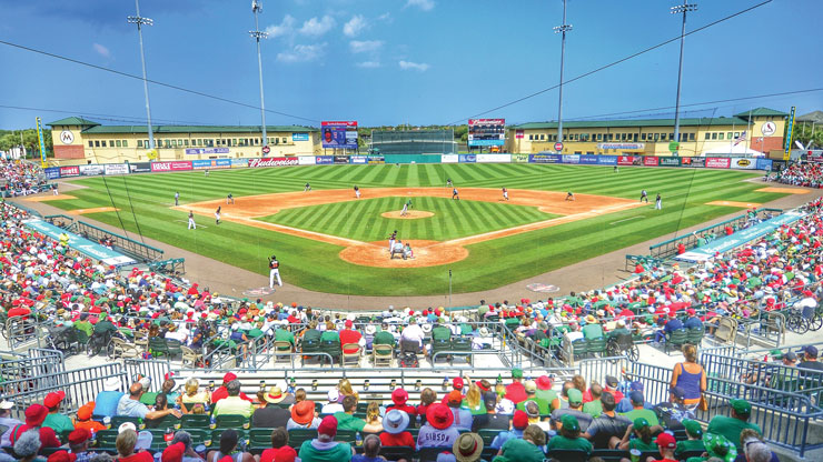 Marlins, Cardinals Spring Training Games Get Underway At Roger Dean Stadium Feb. 25