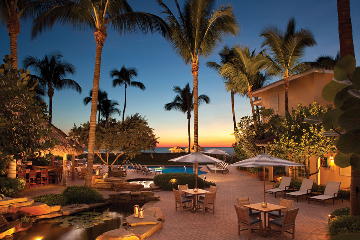 For Golf, Gourmet Eats And Gorgeous Beaches, Head To This Naples Hotel That's Sure To Impress