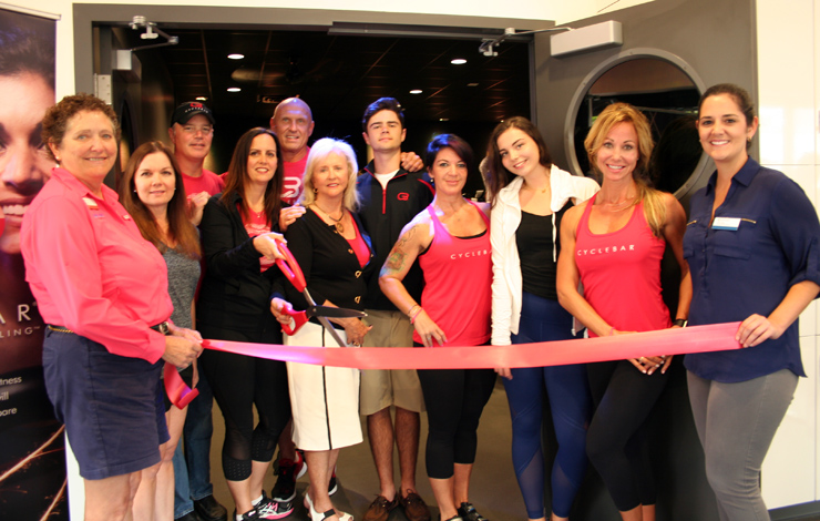 New CycleBar Studio Opens In Palm Beach Gardens, Letting You Spin Like A Star