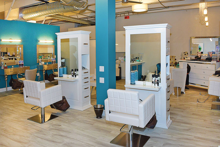 Plush Blow Dry Bar Gives You a Good Hair Day, Every Day