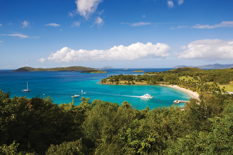 Relax With a Vacation at St. John's Caneel Bay Resort: An Untouched Piece of Paradise