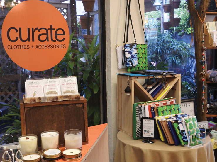 Curate Boutique Puts Charm, Manners and Values Into Every Product It Sells