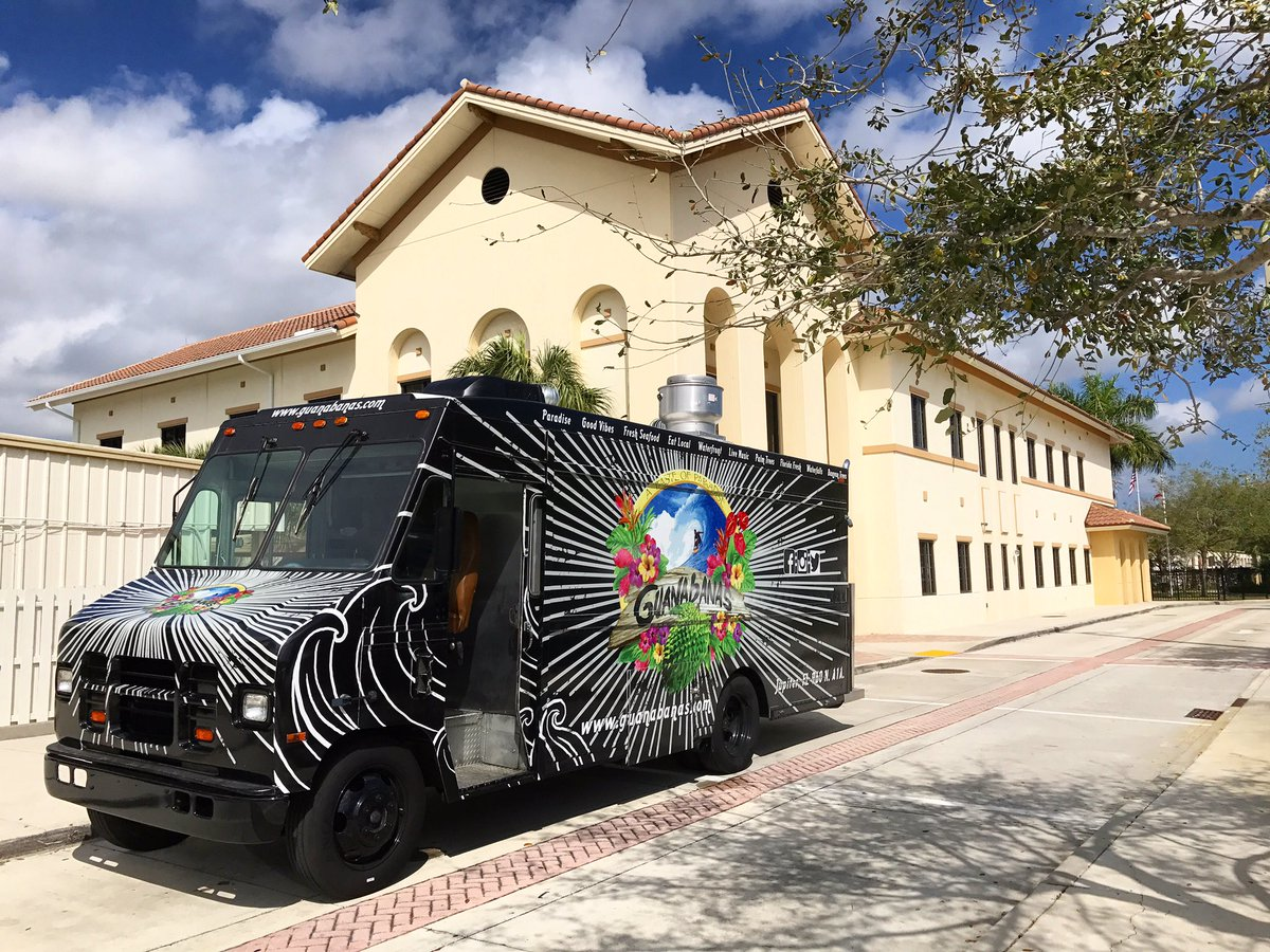 Guanabanas Waterfront Restaurant Launches New Food Truck For Catering Events