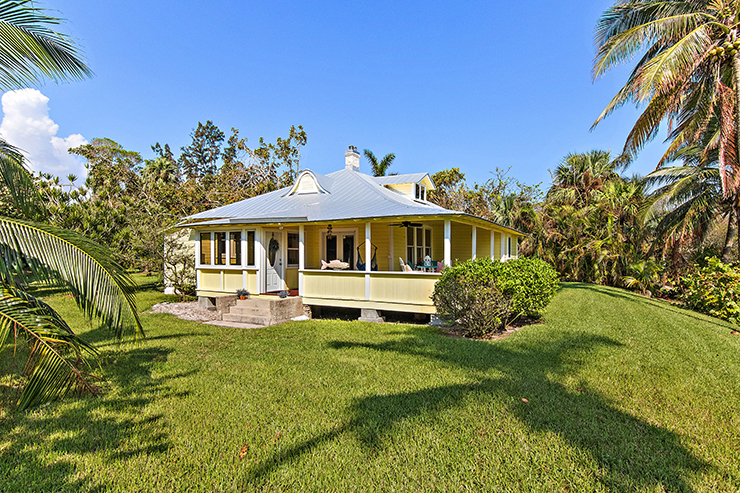 The DuBois Family's Honeymoon Cottage Is Now On The Market In Jupiter