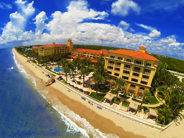 Palm Beach Resorts And Hotels Honored On Condé Nast Traveler's Readers' Choice Awards