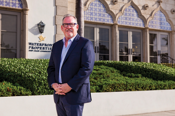 Rob Thomson And His Real Estate Ventures At Waterfront Properties