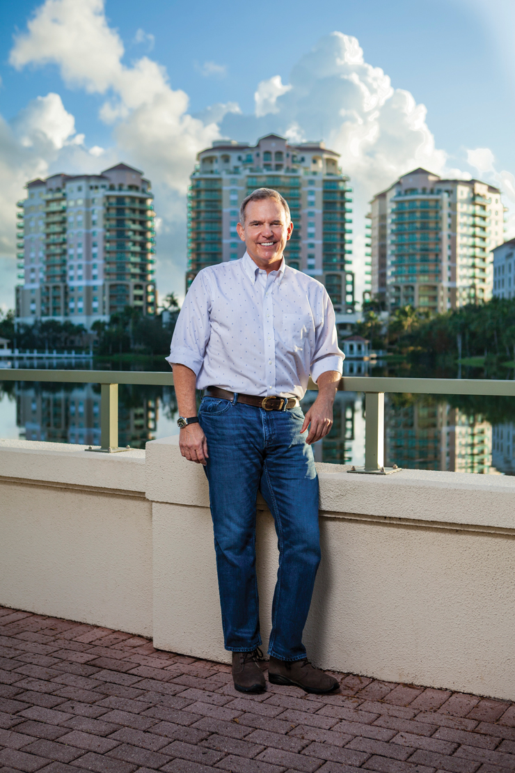 Local Lawyer Steve Mathison Makes His Mark On North Palm Beach's Developments