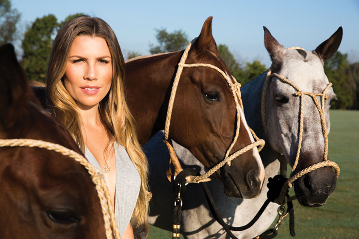 Ashley Busch Discusses Her Polo Career And More