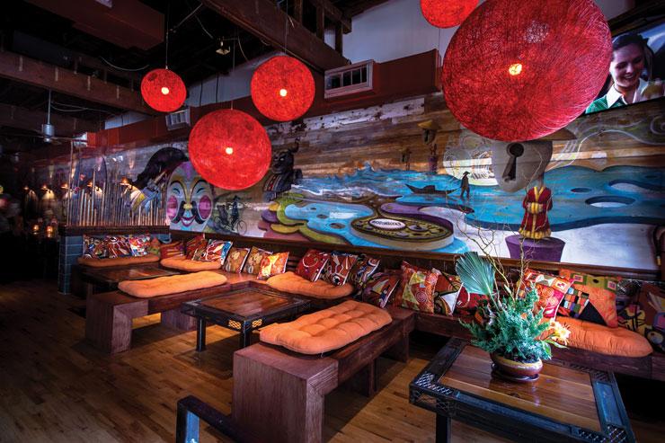 Asian-Fusion Concept Kapow! Noodle Bar Opens In Palm Beach