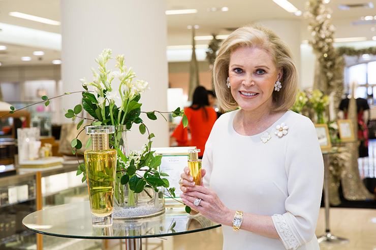 Philanthropist Audrey Gruss Talks To Us About Her Foundation, New Fragrance Line And More