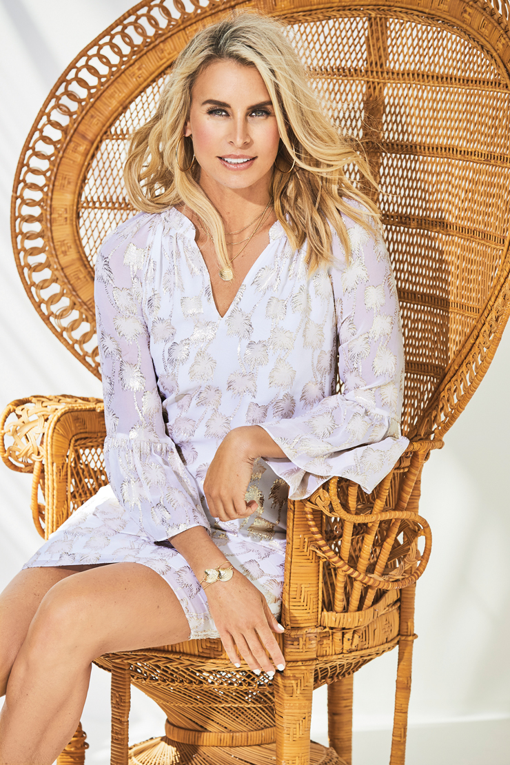 Model And South Florida Native Niki Taylor Partners With Lilly Pulitzer