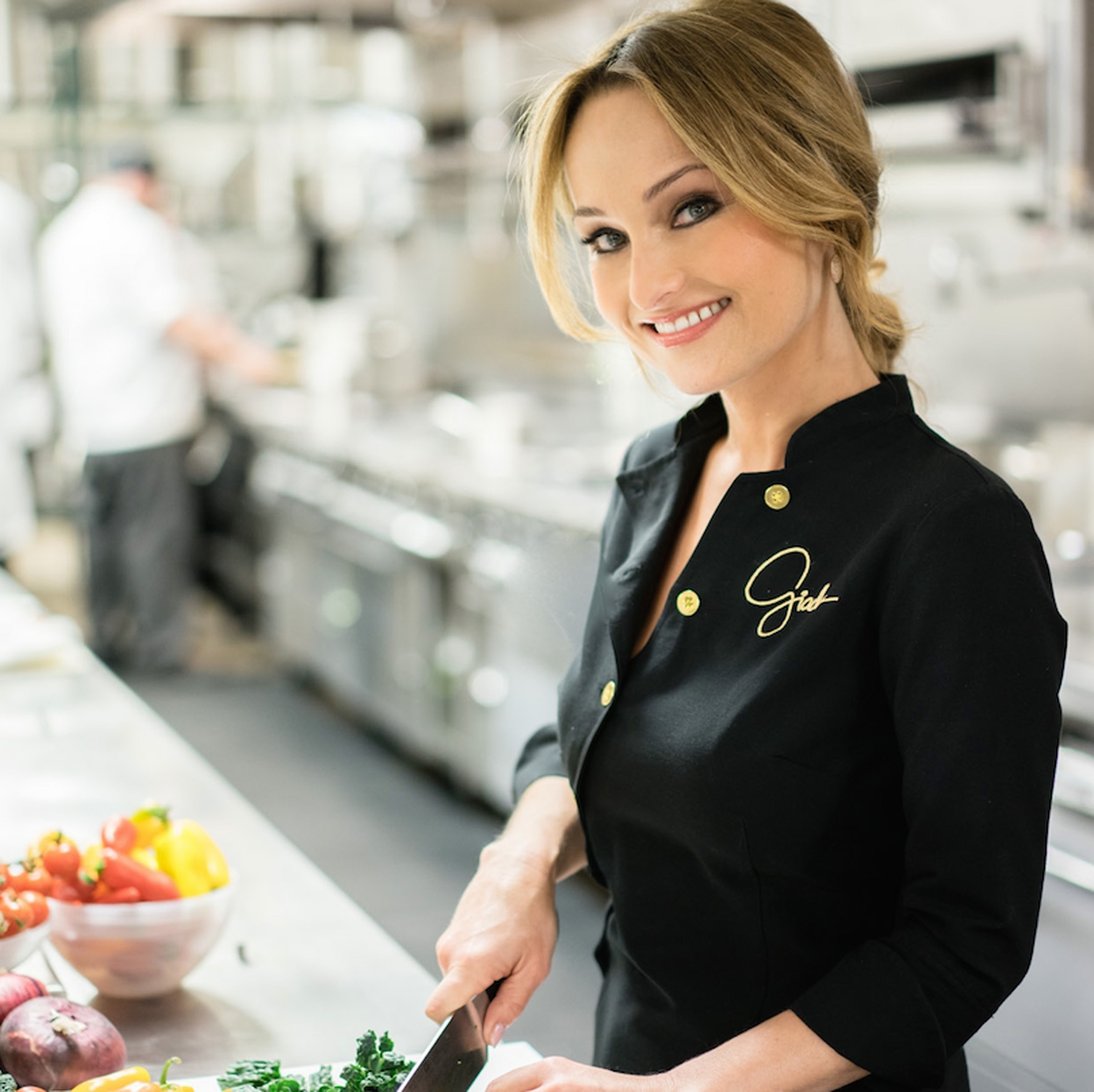 Meet Giada De Laurentiis During Her Book Tour At The Gardens Mall