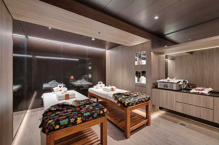 Travel Back To Youthful Skin Aboard The MSC Seaside