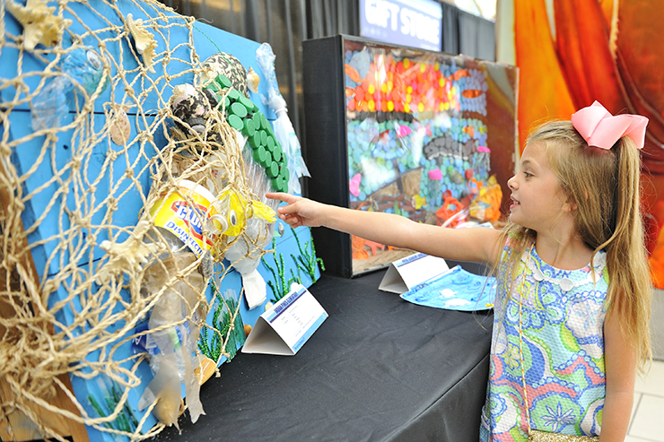 Loggerhead Marinelife Center's Annual Marinelife Day Will Be Held At The Gardens Mall