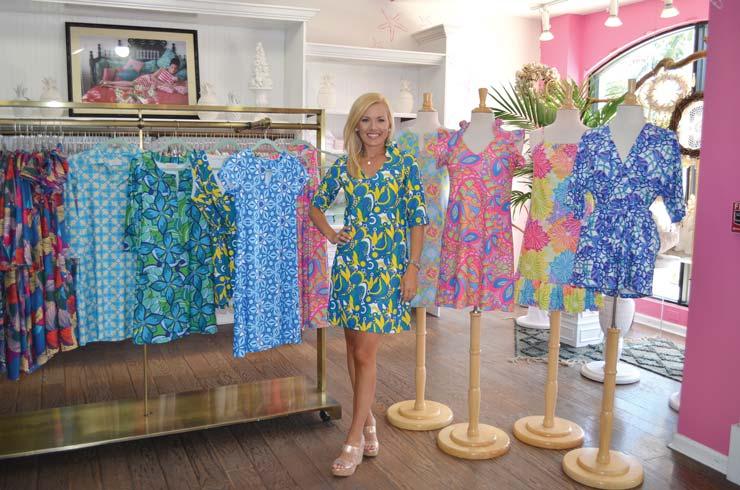 Jupiter Local Chelsea Gunn Launches Bright Resortwear Line