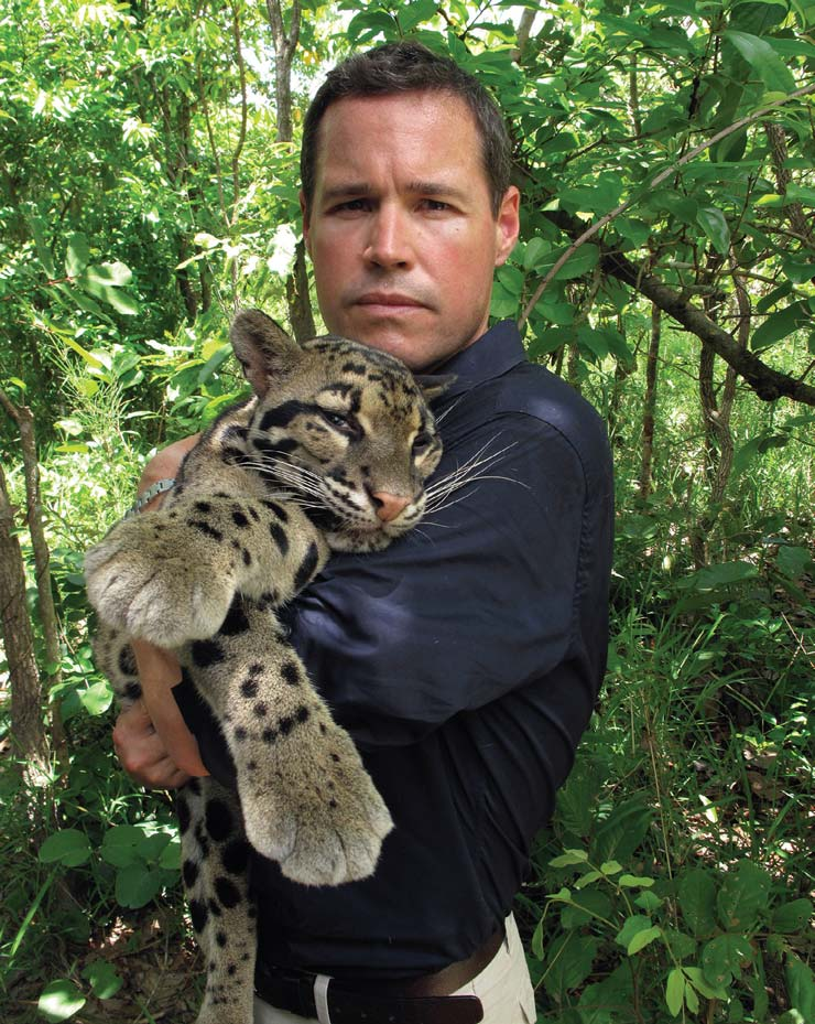 Jeff Corwin On Florida's Ecology, TV And The 10th Annual Go Blue Awards Luncheon