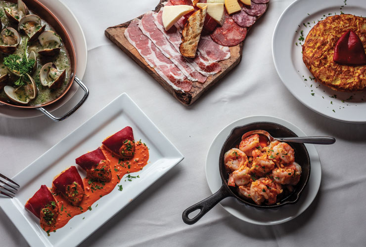 Enjoy Old-School Spanish Bites At West Palm Beach's Tapeo Tapas Bar And Restaurant