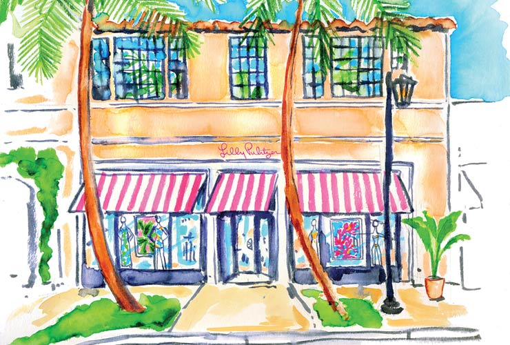 Lilly Pulitzer Anniversary