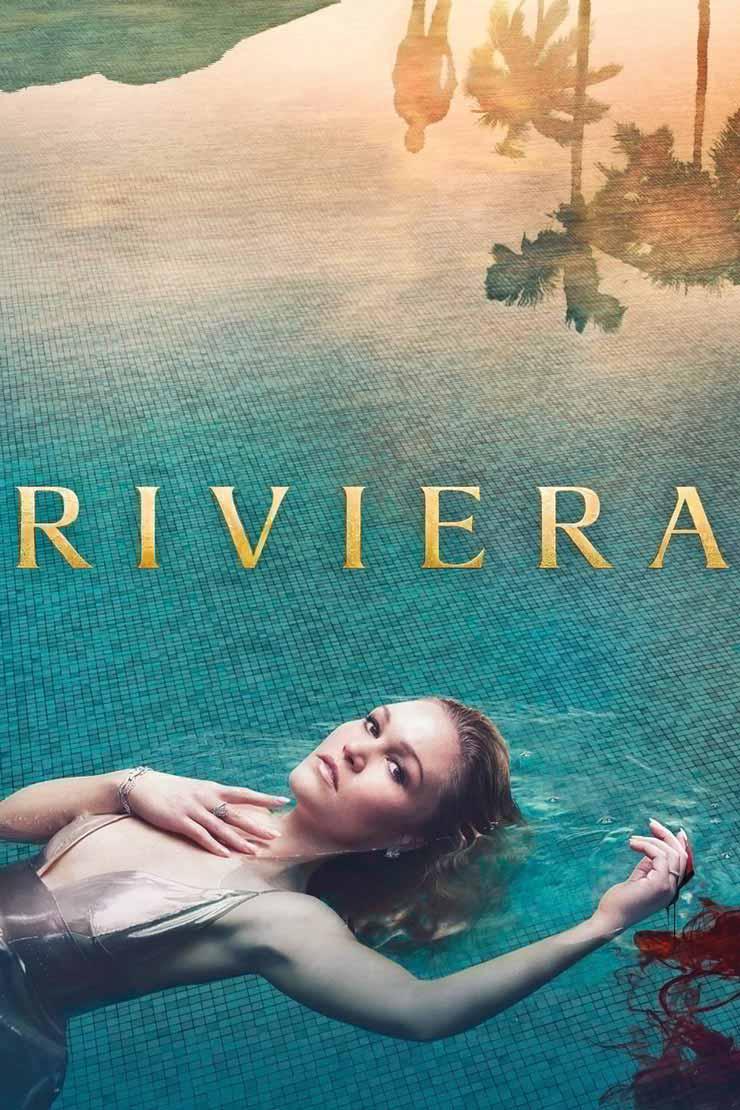 "Riviera,"" a British TV series"
