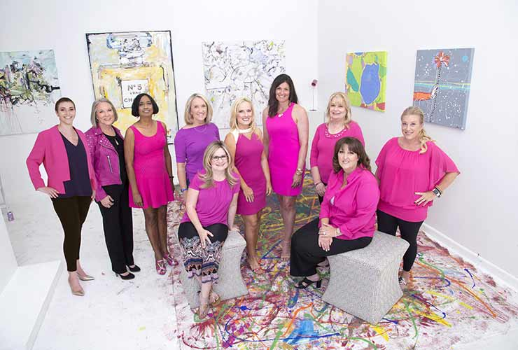 Local Susan G. Komen Florida Warriors In Pink Prepare For Race For The Cure, Dragon Boating And More