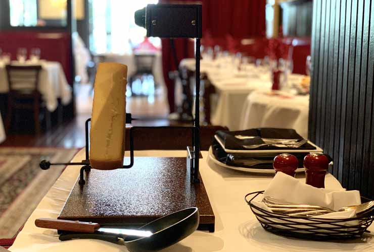 Visit Raclette Night At Pistache In West Palm Beach For Warm, Cheesy Goodness