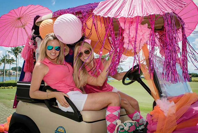 "Bluewater Babes To Host Second Annual ""Swing Fore A Cure"" Golf Tournament"
