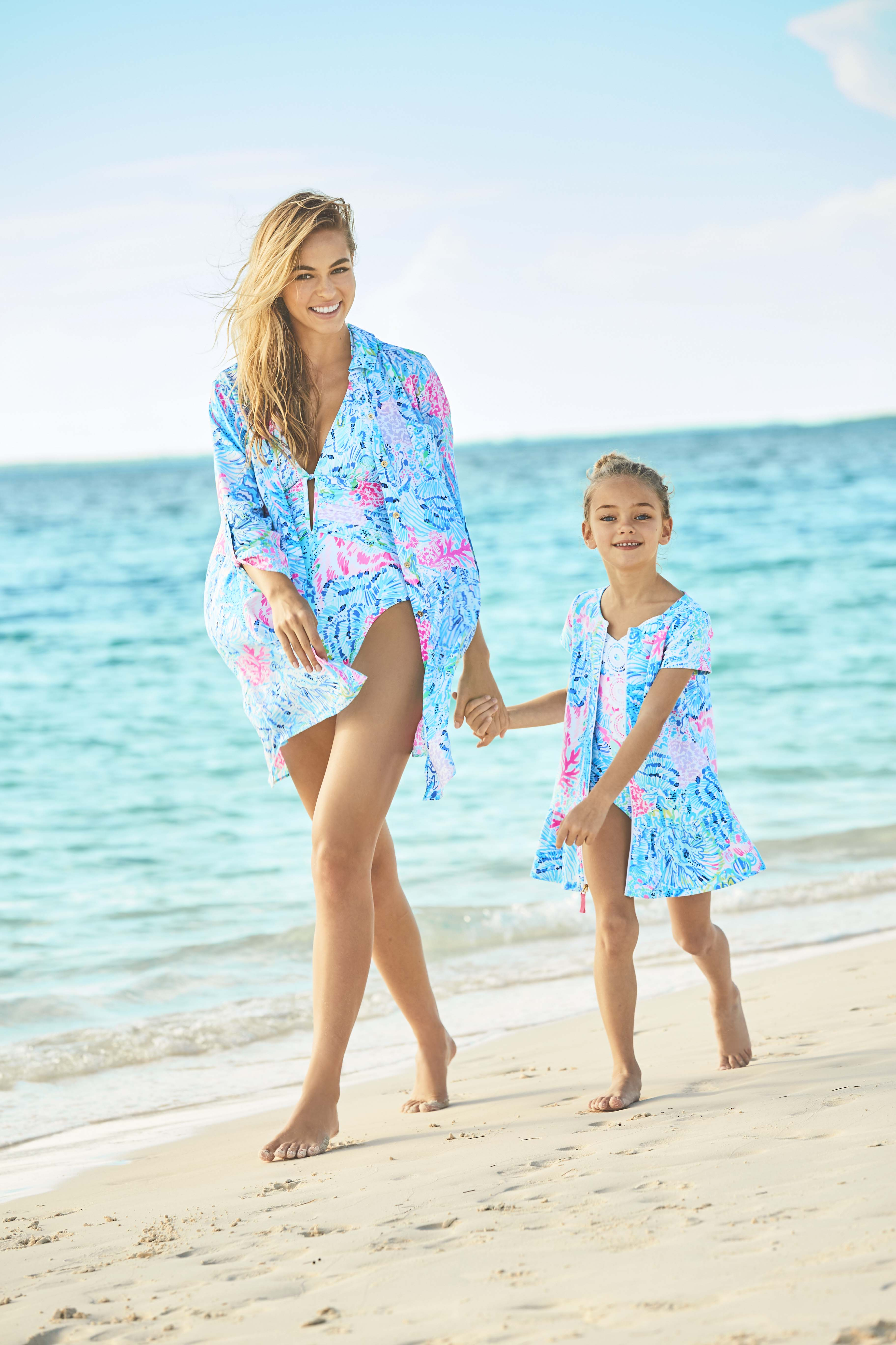 Lilly Pulitzer And Brightline Team Up For A Mother's Day Adventure