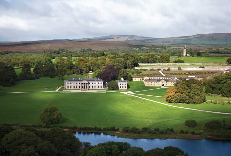 Seek Adventure At Ireland's Legendary Ballyfin Demesne