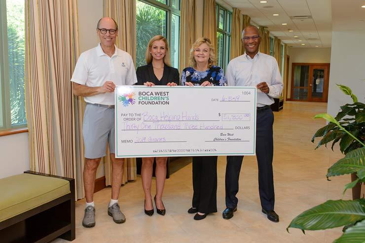 Boca West Children's Foundation Grants $1.13 Million To Help At-Risk Children