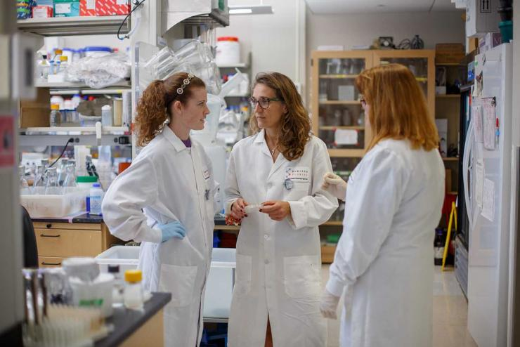 How Women At Scripps Research In Jupiter Are Changing Science